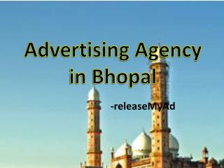 Leading Advertising Agency in Bhopal.