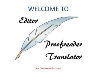 Georgia Translation Service