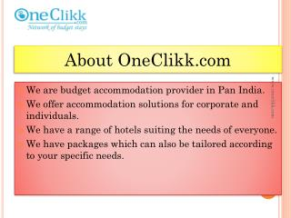corporate accommodation in gurgaon