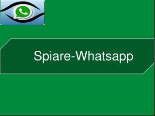 Spiare Whatsapp oggi è possibile