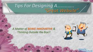 Website Designing Guide