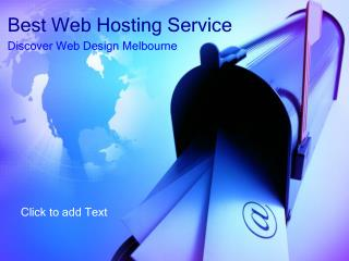 Better Web Hosting Service and Design at Melbourne