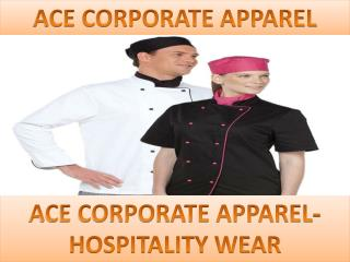 Ace Corporate Apparel - Hospitality wear
