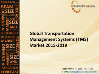 Global Trends forTransportation Management Systems Industry