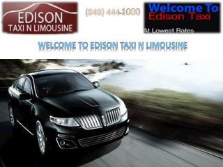 Limousine Service Edison