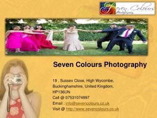 Wedding Photography & Professional Portrait Photographers