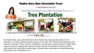 Radhe Guru Maa Charitable Trust