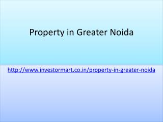 Gaur Atulyam Greater Noida
