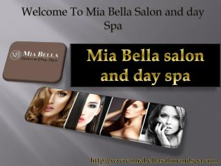 Mia Bella Salon and Day Spa | Hair Extension in Las Vegas