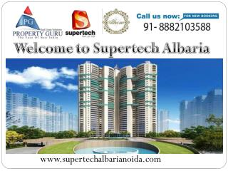 The Supertech Albaria by Supertech group