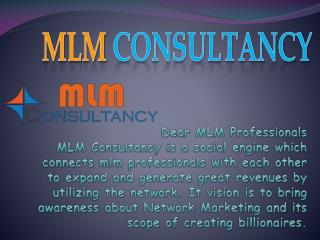MLM Binary software in india