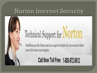Norton Internet Security [ Call 1-800-972-5612 ]