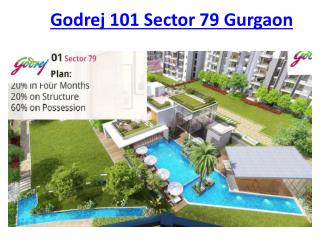 Godrej 101 gurgaon, Godrej 101, Godrej 101  79 gurgaon, Godrej 101  sector 79 gurgaon