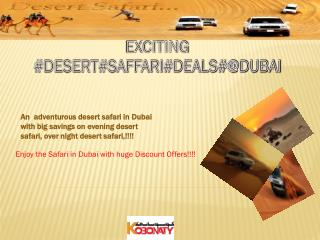 #Dubai#Desert#Saffari!!