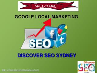 Google Local Listing Services Sydney