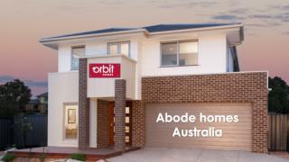 Abode Homes Australia