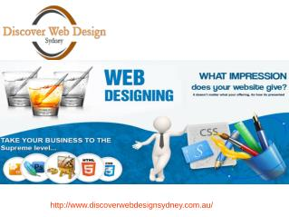 A Responsive Web Design & Graphic Design Services at Sydney