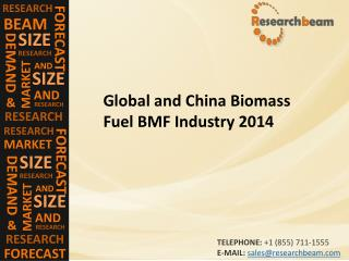 Global and China Biomass Fuel BMF Market (Industry) 2014 � capacity, Share, production, Growth, Trends