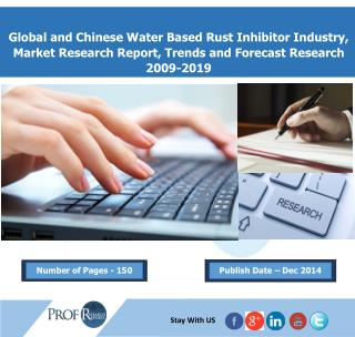Global Water Based Rust Inhibitor Industry Segmentation Market Opportunity Analysis 2009-2019