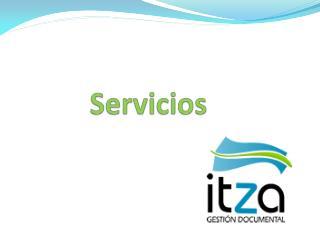 itza98 - Servicios
