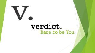 Verdict Life - Buy Apparel & Accessories