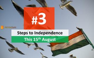 3 STEPS TO FINANCIAL FREEDOM THIS 15TH AUGUST