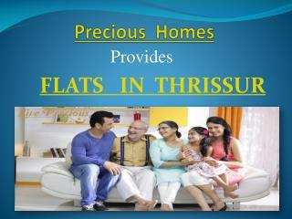 Flats in Thrissur