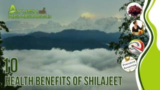 Health Benefits of Shilajit and Where to Find the Best Shilajeet Capsules