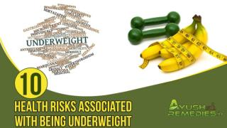 Health Risks Associated With Being Underweight and How to Avoid Them