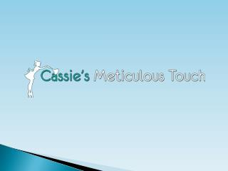 Professional House Cleaning Ocala Services by Cassie's Meticulous Touch