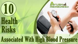 Health Risks Associated With Hypertension and How to Avoid Them