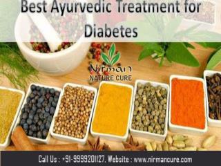 Natural treatment of  Diabetics