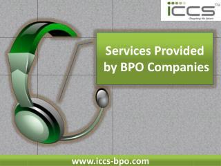 BPO Companies - www.iccs-bpo.com