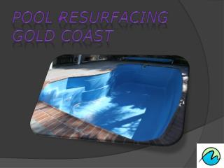 pool resurfacing gold coast
