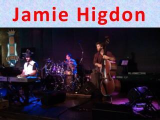 Jamie Higdon Songwriter