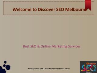 Best SEO & Online Marketing Services