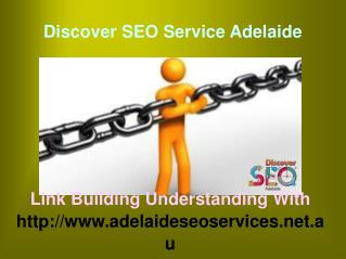 Link building Service at Discover SEO Adelaide