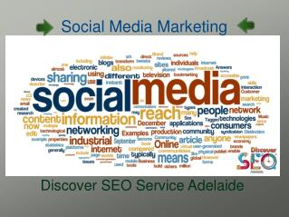 Social media marketing at Discover SEO Adelaide