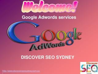 Google Adwords Management Agency Sydney