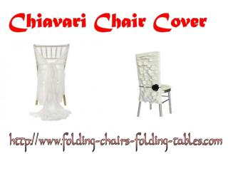 Chiavari Chair Cover