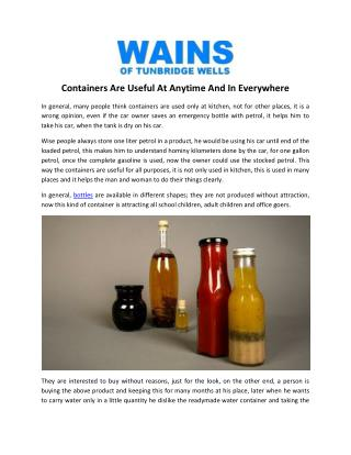 Wains of Tunbridge Wells