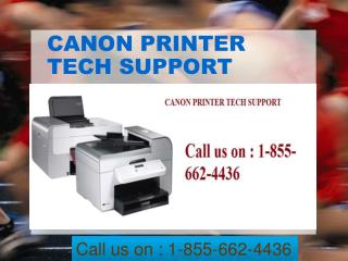 @1-855-662-4436 Canon printer support for not printing anything