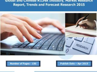 Global R134A Market 2015