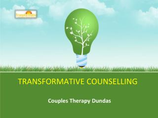 Benefits of Christian Counselling and Couples Therapy Dundas