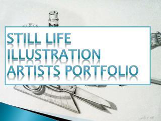 Still Life Illustration Artists Portfolio