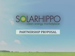 Solar energy online marketplace in India|Solarhippo.com