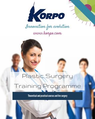 Korpo Plastic Surgery Training Programme