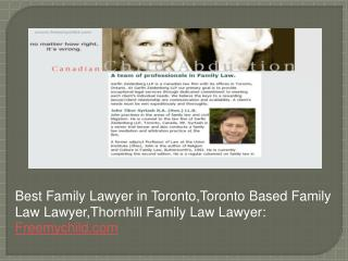 Best Family Lawyer in Toronto,Toronto Based Family Law Lawyer,Thornhill Family Law Lawyer: Freemychild.com