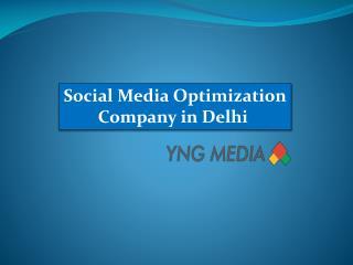 Social Media Marketing Services - YNG Media