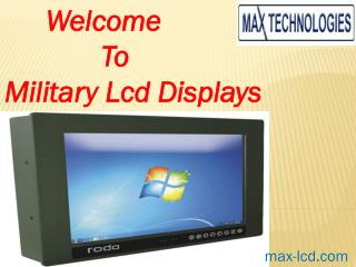 Multifunction displays
